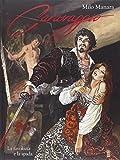 Caravaggio 1 La Tavolozza e la Spada
