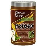 Embelleze Novex Coconut Oil Hair Care Treatment Cream 35.3 Oz   Embelleze Novex Creme De Tratamento Capilar Com Leo De Coco 1 Kg