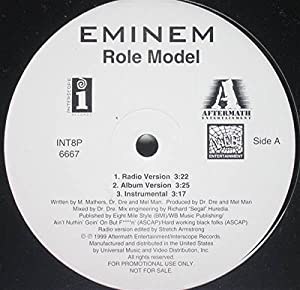 Eminem - Role Model / Cum On Everybody