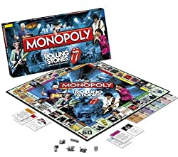 Monopoly- The Rolling Stones Collectors Edition