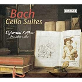 Cello Suite No. 2 in D minor, BWV 1008: Gigue