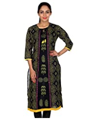 Rajrang Women Partywear Dress Kurta Tunics Long Kurti Top Size L - B00RVJPSJG