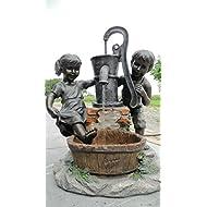 Fontaine de Jardin AUSTIN ACQUA ARTE
