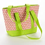 Anna Quilted Lunch Tote