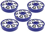 First4spares Post Motor Allergy HEPA Filters for Dyson DC19 DC20 DC29 Vacuum Cleaners (Pack of 5)