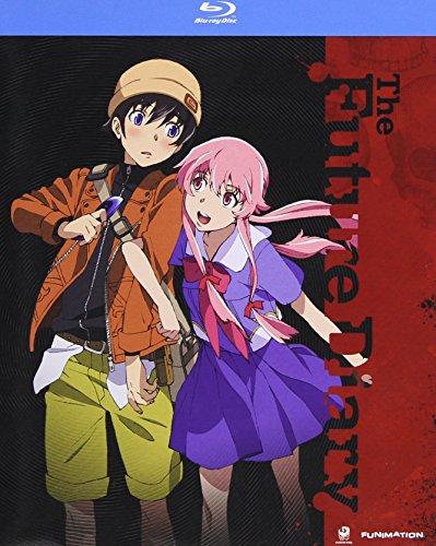 Future Diary Complete Series [Blu-ray](inport) / 未来日記 コンプリート シリーズ (blue-ray)(海外inport版)