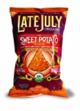 Late July Organic Snacks How Sweet Potato it is Multigrain Tortilla Chips, 5.5-Ounce (Pack of 12)