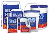 Blue Heat BH20 Snow & Ice Melter with Heat Generating Pellets - 20 Pound Bag