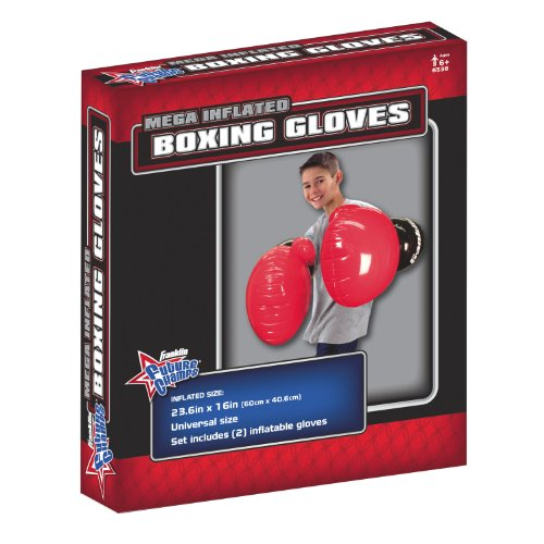 Franklin Sports Future Champs Mega Sized Inflatable Boxing Gloves