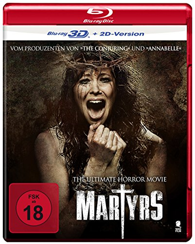 Martyrs - The Ultimate Horror Movie [3D Blu-ray + 2D Version]