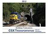 2012 CSX Transportation Color Calendar