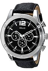 Relic Men's ZR15764 Loden Silvertone Watch
