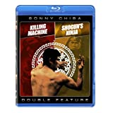Killing Machine / Shogun's Ninja (Double Feature) [Blu-ray] ~ Hiroyuki Sanada