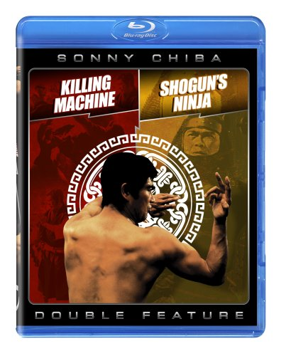 Killing Machine / Shogun's Ninja (Double Feature) [Blu-ray]