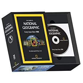 National Geographic Digital Editions at Amazon
