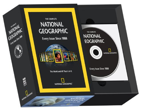 Complete National Geographic- Every Issue Since 1888 (OLD VERSION)