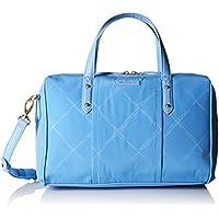 Vera Bradley Preppy Poly Marlo Satchel Bag (Multi Colors)