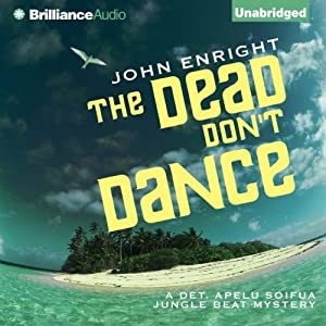 The Dead Don't Dance Audiobook
