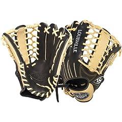 Buy Louisville Slugger 12.75-Inch FG Omaha Flare Baseball Outfielders Gloves by Louisville Slugger