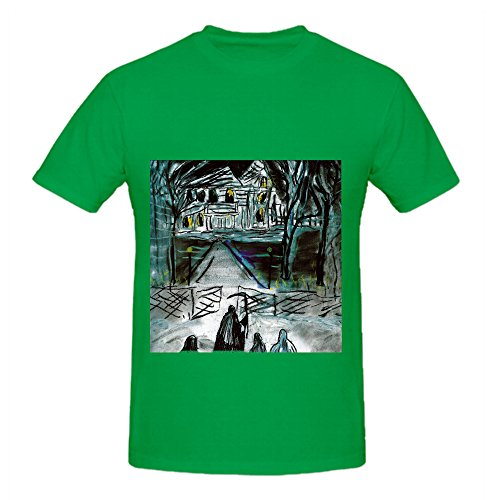 Ryan Adams 29 Soundtrack Mens Crew Neck Custom Shirt Green (Ninja Turtle Bicycle Jersey compare prices)