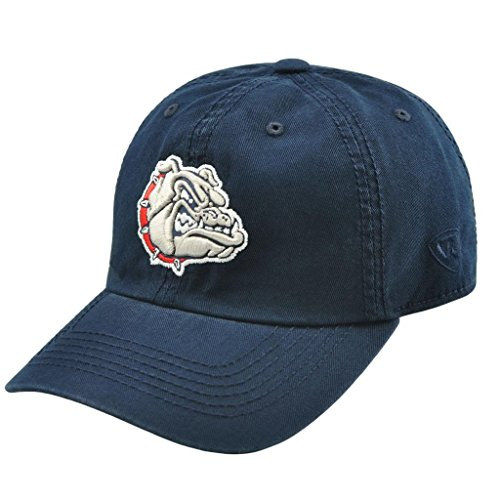 NCAA Gonzaga Bulldogs Adult Adjustable Hat, Navy (Gonzaga Cap compare prices)