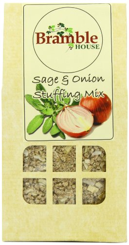 Bramble House Sage and Onion Stuffing Mix 150 g (Pack of 12)