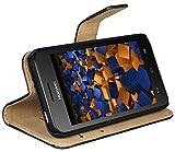 mumbi Tasche im Bookstyle für Huawei Ascend Y330 Tasche
