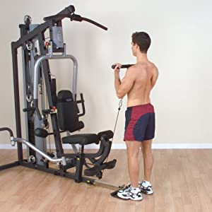 Body Solid G5S Weight Stack Home Gym Machine