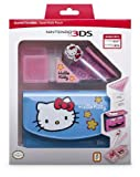 Hello Kitty GameTraveller Essentials Pack - Blue (Nintendo 3DS/ Nintendo DS)