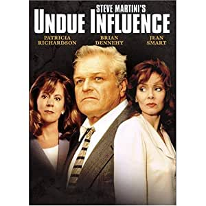 Steve Martini's Undue Influence