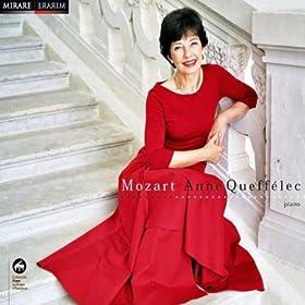 Mozart: Anne Queff�lec