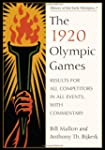 The 1920 Olympic Games: Results for A...