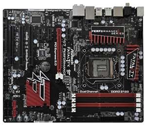 Asrock P67 Performance Sockel 1155 Mainboard (ATX, Intel P67, DDR3 Speicher, USB 3.0)