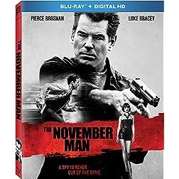 November Man [Blu-ray]