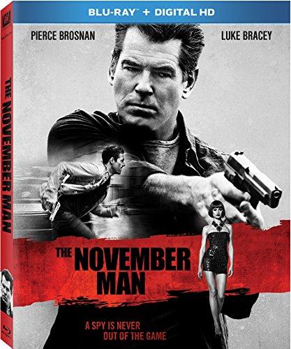 November Man, The Blu-ray