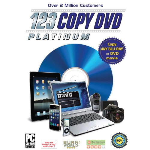 123 Copy DVD Platinum 2011