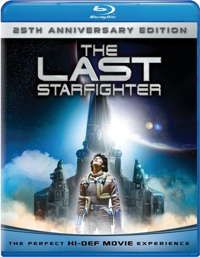 Cover art for  The Last Starfighter (25th Anniversary Edition) [Blu-ray]