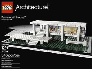 LEGO Architecture Farnsworth House 21009