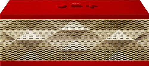 Jawbone Jambox Wireless Bluetooth Speaker - Gold Hex - Retail Packaging