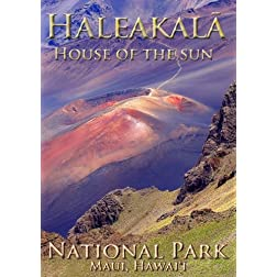 Haleakala National Park  House of the Sun