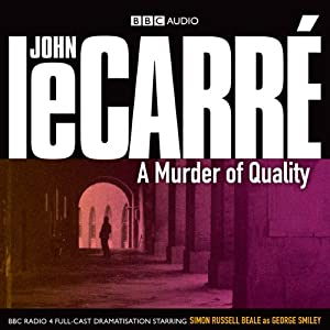 A Murder of Quality (Dramatised) Performance