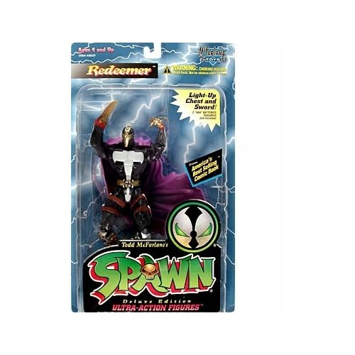 Spawn Series 3 Redeemer Action Figure