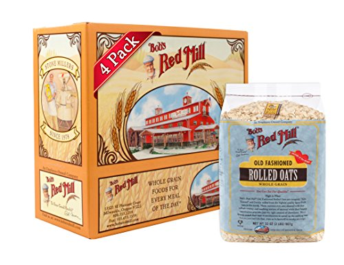 bobs-red-mill-old-fashioned-regular-rolled-oats-32-ounce-pack-of-4