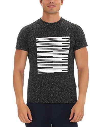 Galvanni Camiseta Manga Corta Bobby Antracita