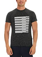 Galvanni Camiseta Manga Corta Bobby (Antracita)
