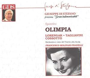 Spontini, Francesco Molinari-Pradelli, Orchestra e Coro