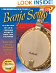 Banjo Songs Bk&2CDs