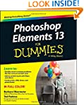 Photoshop Elements 13 For Dummies (Fo...