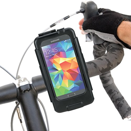 Bikeconsole Galaxy S5 Waterproof Shock-Protected Bicycle Holder Mount
