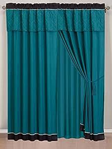 Yellow And White Chevron Shower Curtain Dark Navy Sheer Curtains